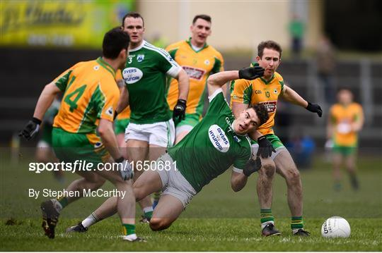 Corofin v Gaoth Dobhair - AIB GAA Football All-Ireland Senior Championship Semi-Final
