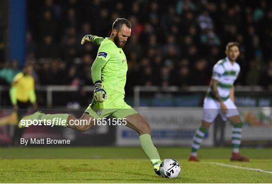 Waterford v Shamrock Rovers - SSE Airtricity League Premier Division