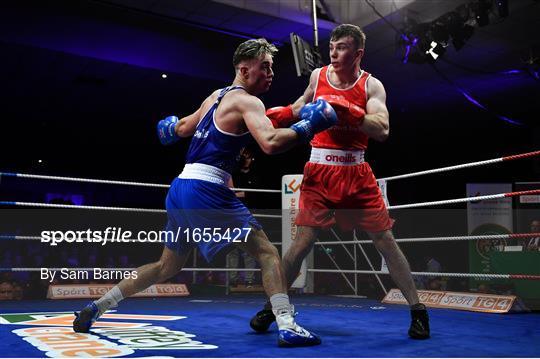 2019 National Elite Men's & Women's Boxing Championships Finals