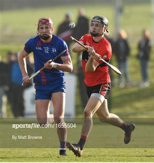 Mary Immaculate College v University College Cork - Electric Ireland HE GAA Fitzgibbon Cup Final