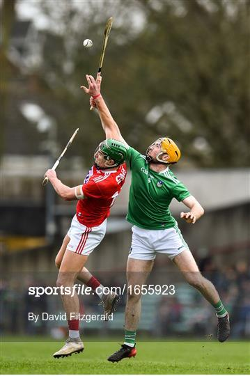 Limerick v Cork - Allianz Hurling League Division 1A Round 4