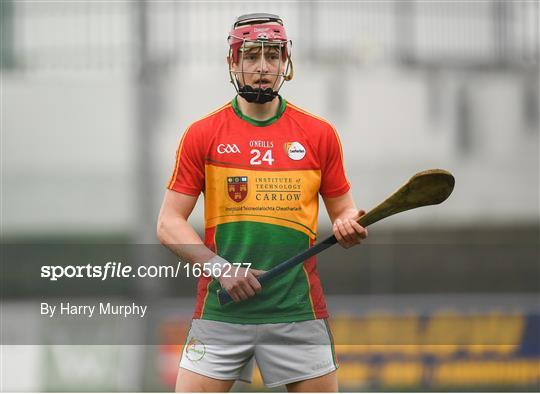 Carlow v Laois - Allianz Hurling League Division 1B Round 4 - 1656277 -  Sportsfile