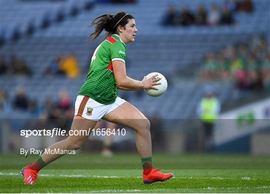 Dublin v Mayo - Lidl Ladies NFL Division 1 Round 3