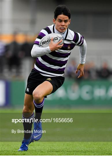 Gonzaga College v Terenure College - Bank of Ireland Leinster Schools Senior Cup Round 2