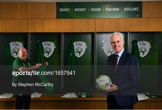 "The FAI launch new 3, 5 & 10-year ticket membership – ""Club Ireland"""