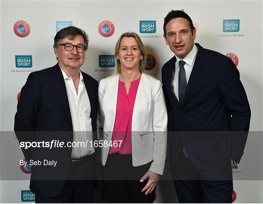 UEFA Masterclass in partnership with the Federation of Irish Sport