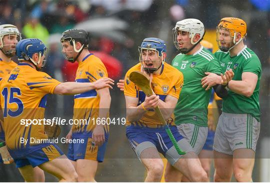 Clare v Limerick - Allianz Hurling League Division 1A Round 5