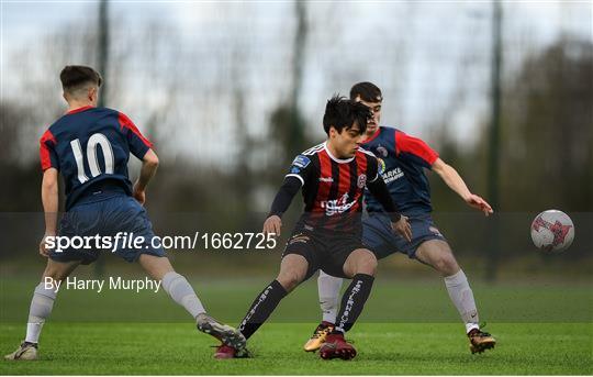 Bohemians v Sligo Rovers - SSE Airtricity Under-19 National League