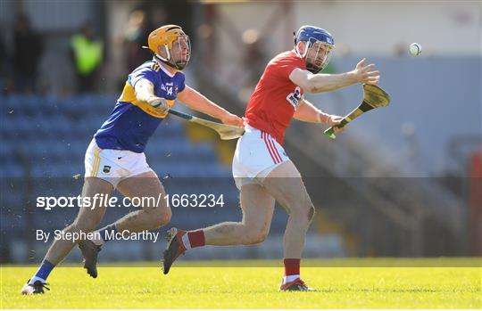 Cork v Tipperary - Allianz Hurling League Division 1A Round 5