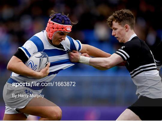 Newbridge College v Blackrock College - Bank of Ireland Leinster Rugby Schools Junior Cup semi-final