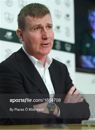 Republic of Ireland U21 Squad Announcement