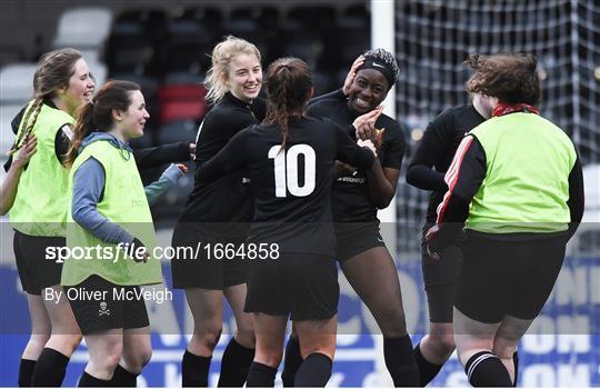 Maynooth University vs University College Cork - WSCAI Kelly Cup Final