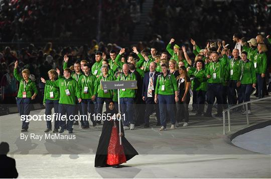Special Olympic World Games 2019 Opening Ceremony