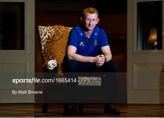 Leo Cullen Signs New Contract at Leinster Rugby