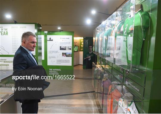 National Football Exhibition Launch - Cork