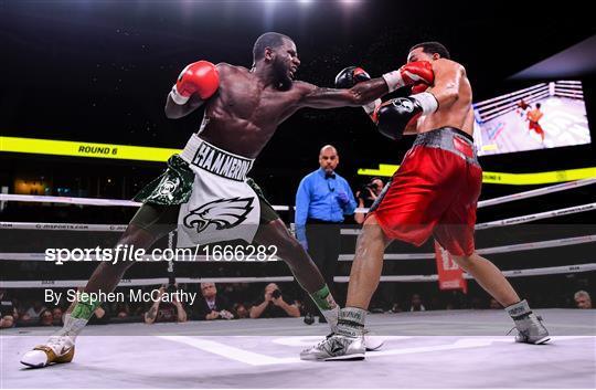 Boxing from Philadelphia