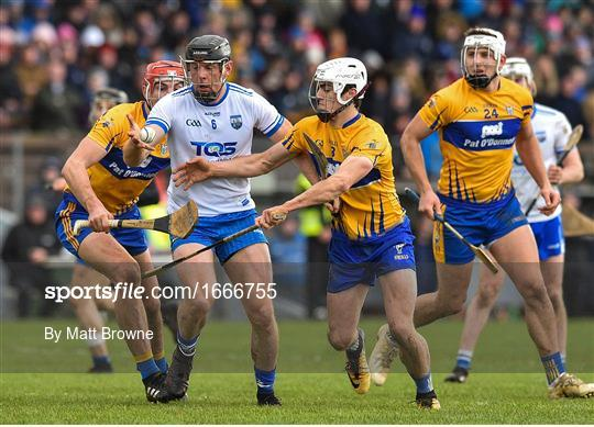 Waterford v Clare - Allianz Hurling League Division 1 Quarter-Final