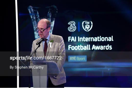 Three FAI International Awards