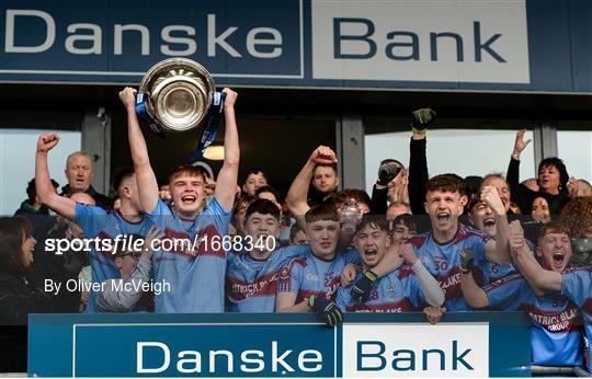 St Michael's Enniskillen v Omagh CBS - Danske Bank MacRory Cup Final