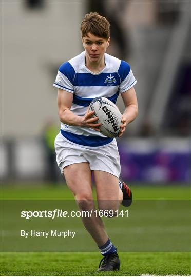 Newbridge College v Blackrock College - Bank of Ireland Leinster Rugby Schools Junior Cup semi-final