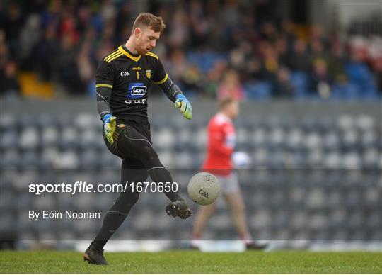 Cork v Donegal - Allianz Football League Division 2 Round 6