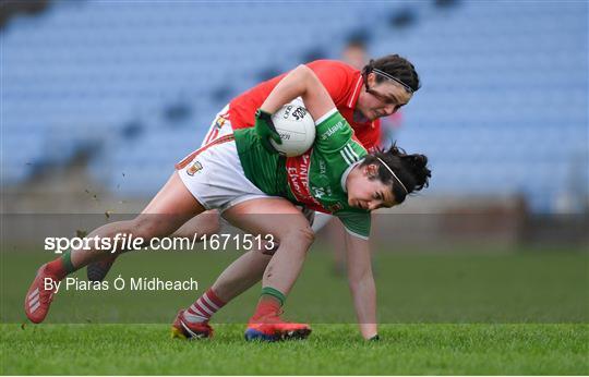 Mayo v Cork - Lidl Ladies NFL Round 6