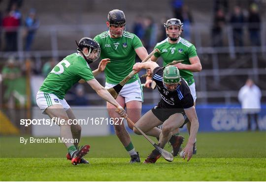 Limerick v Dublin - Allianz Hurling League Division 1 semi-final