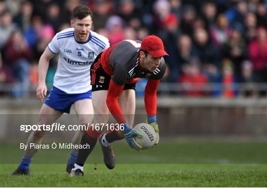 Mayo v Monaghan - Allianz Football League Division 1 Round 7