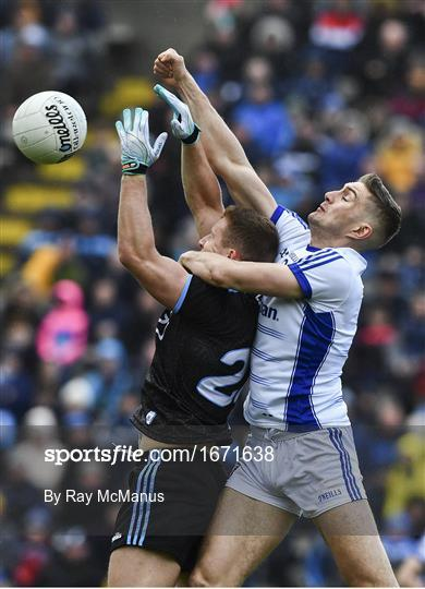 Cavan v Dublin - Allianz Football League Division 1 Round 7