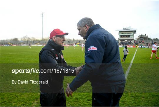 Tyrone v Galway - Allianz Football League Division 1 Round 7