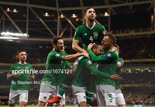 Republic of Ireland v Georgia - UEFA EURO2020 Qualifier