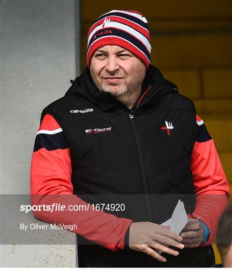 Louth v Westmeath - Allianz Football League Roinn 3 Round 6