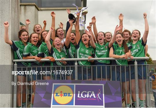 Loreto, Clonmel v Scoil Chríost Rí, Portlaoise – Lidl All-Ireland Post-Primary Schools Senior A Final