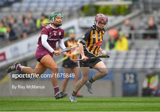 Kilkenny v Galway - Littlewoods Ireland Camogie League Division 1 Final