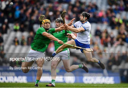 Limerick v Waterford - Allianz Hurling League Division 1 Final