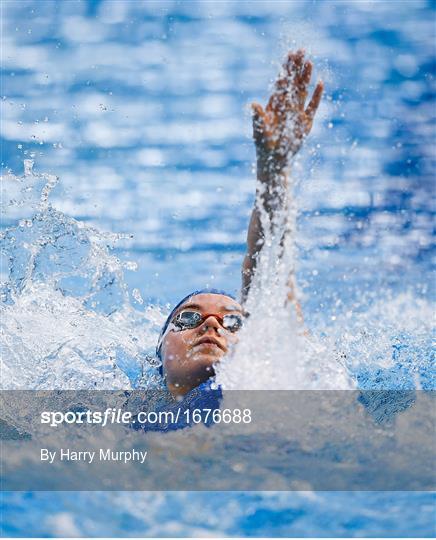 Irish Long Course Swimming Championships - Sunday