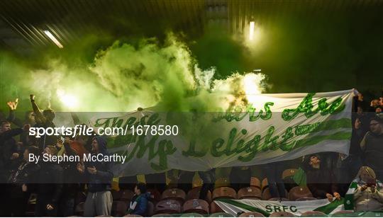 Cork City v Shamrock Rovers - SSE Airtricity League Premier Division