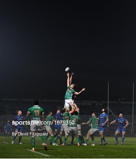 Leinster v Benetton - Guinness PRO14 Round 19