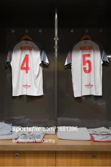 sale retailer 23608 590ad Republic of Ireland XI v Liverpool FC Legends ... - Sportsfile