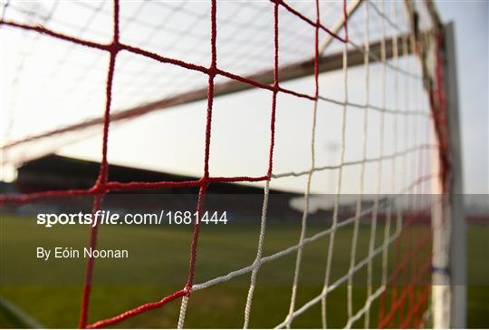 Sligo Rovers v Dundalk - SSE Airtricity League Premier Division