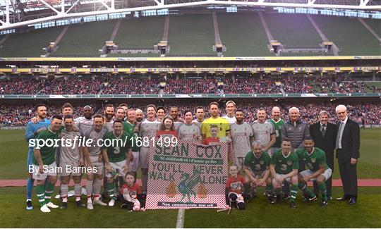 Republic of Ireland XI v Liverpool FC Legends - Sean Cox Fundraiser