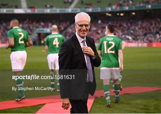 Republic of Ireland XI v Liverpool FC Legends - Sean Cox Fundraiser