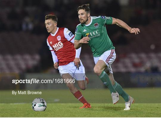 Cork City v St Patrick's Athletic - SSE Airtricity League Premier Division
