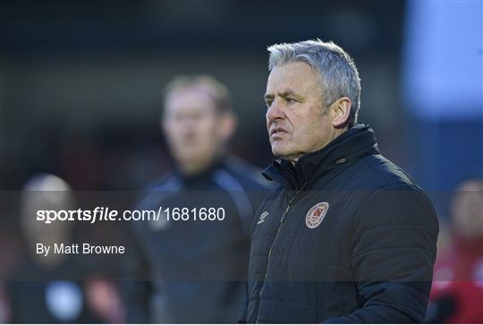 Cork City v St Patrick's Athletic - SSE Airtricity League Premier Division