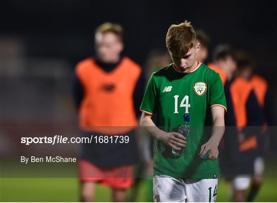 Republic of Ireland v England - SAFIB Centenary Shield | Under 18 Boys' International