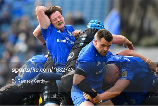 Leinster v Glasgow Warriors - Guinness PRO14 Round 20
