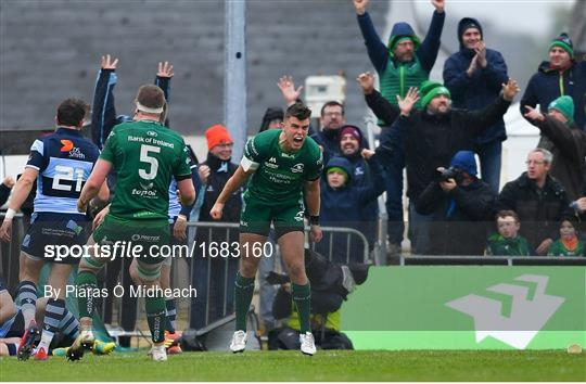 Connacht v Cardiff Blues - Guinness PRO14 Round 20