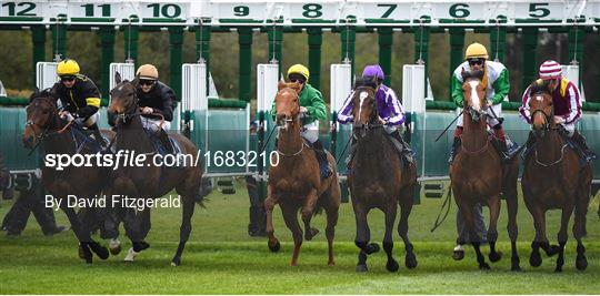 Horse Racing from Naas
