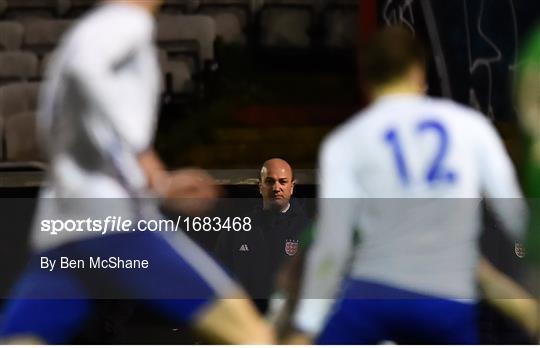 Republic of Ireland v England - SAFIB Centenary Shield | Under 18 Boys' International