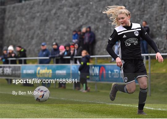 DLR Waves v Cork City Women's - Só Hotels Women's National League